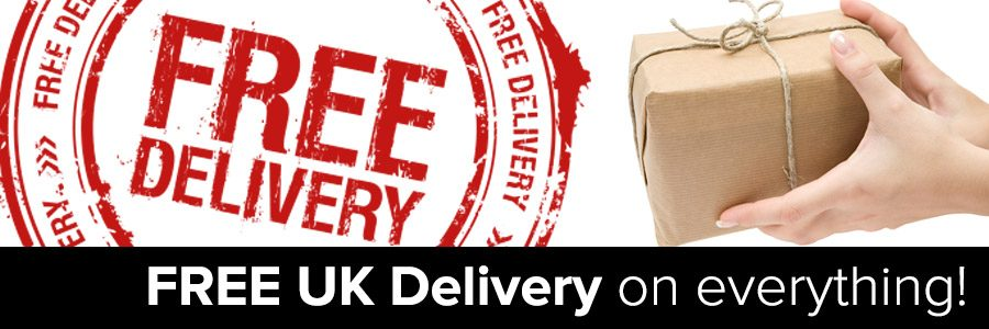 FREE Shipping in the UK on all our Dog Bandanas