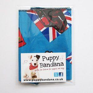Cool Britannia Dog Bandana