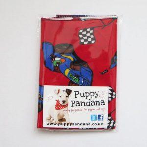 Grand Prix Dog Bandana