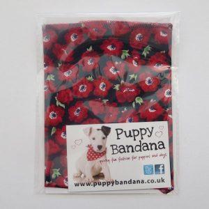 Poppy Dog Bandana
