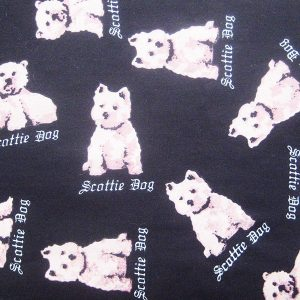 Scottie Dog Bandana