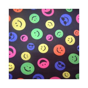 Smiley Faces Dog Bandana