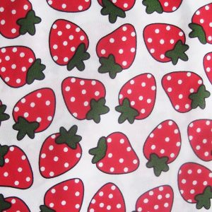 Strawberry Jam Dog Bandana