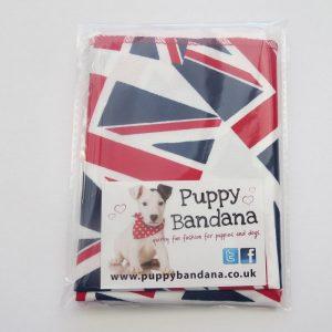 Union Jack Flags Dog Bandana