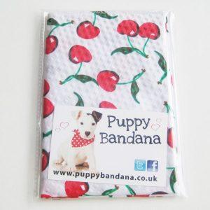 Very Cherry Dog Bandana