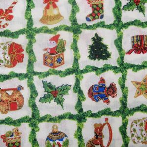 Twelve Days of Christmas Dog Bandana