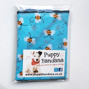 Busy Bees Dog Bandana