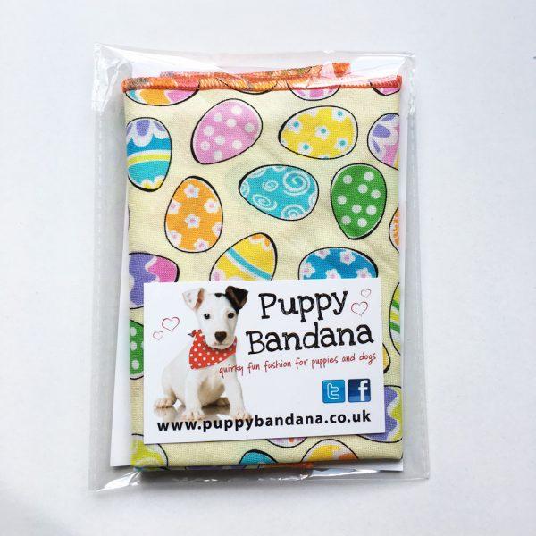 A Cracking Good Easter Dog Bandana