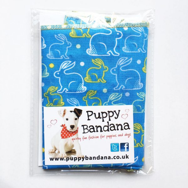 Happy Bunnies Dog Bandana