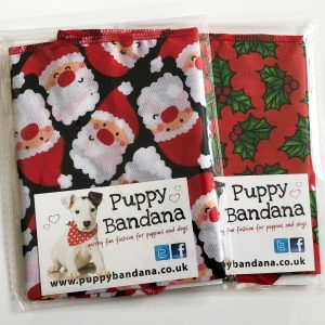Christmas Dog Bandana Offer Packs Puppy Bandana